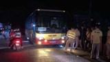 Người đàn ông tử vong dưới gầm xe buýt