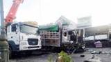Tai nạn giao thông mới nhất hôm nay 18/4: Xe tải đâm liên hoàn 5 ô tô đang dừng đèn đỏ