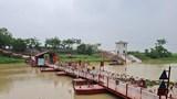 Tại xã Việt Long, huyện Sóc Sơn: Người dân mong mỏi một cây cầu vững chắc