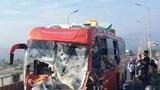 Tai nạn giao thông mới nhất ngày 20/4: Xe tải tông trực diện xe khách khiến tài xế tử vong