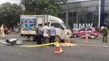 Va chạm với xe tải, cụ ông 81 tuổi tử vong tại chỗ