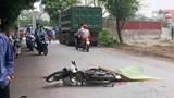 Trên đường đi học, nữ sinh lớp 11 bị xe tải cán tử vong