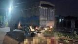 Tông vào xe tải đang đỗ bên đường, hai thanh niên tử vong