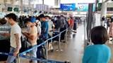 Dự kiến, khách qua sân bay Nội Bài tăng 40% trong đợt nghỉ lễ 30/4 và 1/5