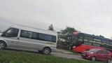 Điều tra vụ tai nạn giao thông khiến phụ xe khách tử vong tại huyện Gia Lâm