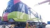 Đoàn tàu metro thứ tư đường sắt Nhổn - Ga Hà Nội đã về đến Việt Nam