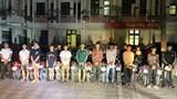 Chặn đứng nhóm thanh niên đua xe quanh thành cổ Sơn Tây