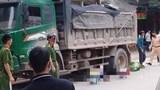 Nam thanh niên tử vong thương tâm sau cú va chạm với 2 xe tải