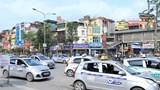 Yêu cầu xử lý nghiêm tình trạng taxi ngoại tỉnh thường xuyên đón trả khách trên địa bàn Thủ đô