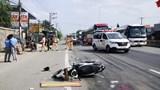 Nam thanh niên tự ngã xuống đường, bị xe khách cán tử vong