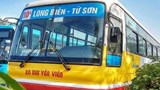 Điều chỉnh lộ trình tuyến buýt 10A, 54 do Bắc Ninh phong tỏa vì dịch Covid-19