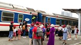 Từ ngày 21/5, tàu khách Hải Phòng - Hà Nội tạm ngừng hoạt động