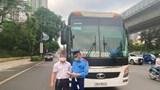 Siết chặt hoạt động xe khách liên tỉnh để phòng dịch Covid-19