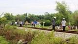 Nam thanh niên tử vong khi va chạm với tàu hỏa