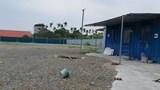 Phường Minh Khai, quận Bắc Từ Liêm: Cho doanh nghiệp xây bãi đỗ xe khi chưa được phép?