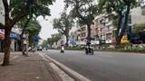 Lượng rác giảm, đường phố Hà Nội sạch hơn sau 15 ngày cách ly xã hội