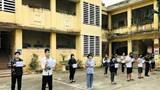 """Công an huyện Thanh Oai truy xét nhóm đối tượng đua xe tuổi """"teen"""""""