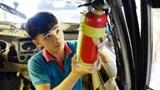 Bỏ quy định ô tô con phải có bình chữa cháy: Cái kết được báo trước