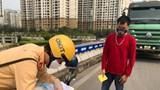 Hơn 200 xe tải bị CSGT phát hiện, xử phạt trong 21 ngày cách ly xã hội
