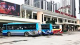 Hà Nội: Xe buýt, xe khách hoạt động trở lại sau khi nới lỏng cách ly xã hội