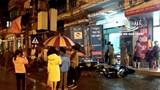 Xe tải tông xe cứu thương nát đầu, húc liên hoàn thêm 3 phương tiện ở Lào Cai