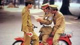 Hình ảnh của CSGT 30 năm trước như thế nào?