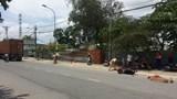 TP Hồ Chí Minh: Va chạm xe container, nam thanh niên chết thảm dưới bánh xe  