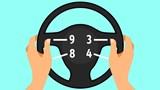 Kỹ năng lái xe: Cầm, xoay vô-lăng thế nào cho đúng cách?