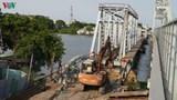 TP Hồ Chí Minh: Tháo dỡ cầu sắt Bình Lợi 118 tuổi