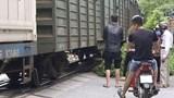 Phú Xuyên: Người phụ nữ nghi trầm cảm lao vào tàu hỏa tự vẫn