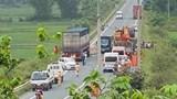 Lạng Sơn: Xe container lấn làn đâm hàng loạt phương tiện ngược chiều