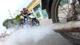 Xe máy có thể phải kiểm tra định kỳ về khí thải