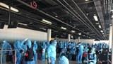 Sân bay Tân Sơn Nhất đón hơn 300 công dân Việt từ châu Âu và châu Phi hồi hương