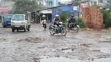 Quận Hoàng Mai: Người dân khổ vì đường xuống cấp