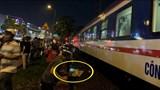 TP Hồ Chí Minh: Băng qua đường ray, một người đàn ông bị tàu hoả cán chết