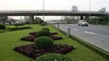 Xây dựng phương án điều chỉnh dải phân cách giữa khu vực gầm cầu vượt Mễ Trì