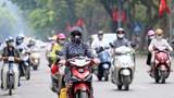 Phương tiện giao thông và thời tiết tác động lớn đến chất lượng không khí Hà Nội