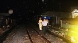 Quảng Nam: Người đàn ông bị tàu hỏa cán tử vong khi nằm trên đường ray