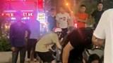 """Hà Nội: Sảy thai vì bị """"ma men"""" tông trúng trước cổng Royal city"""