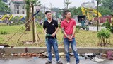 """Hà Nội: Mâu thuẫn giành khách đi """"xe ôm"""", 1 người đàn ông bị đâm chết"""