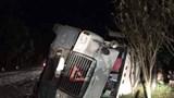 Tai nạn kinh hoàng 3 người chết tại Quảng Ninh: Giám định chất kích thích tài xế xe container