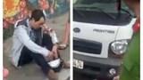 Công an làm rõ vụ lái xe tải dùng tuýp sắt đánh chảy máu đầu người đi đường
