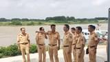 Tân Cục trưởng Cục CSGT kiểm tra công tác bảo đảm an toàn đường thủy