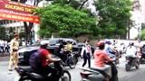 Hà Nội: Tăng cường biện pháp xử phạt vi phạm đối với phụ huynh và học sinh khi tham gia giao thông.