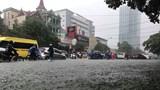 [Ảnh] Nghệ An - Hà Tĩnh: Mưa lớn khiến nhiều vùng bị ngập sâu, giao thông ùn tắc