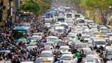 Hà Nội tiếp tục lấy ý kiến về việc hạn chế phương tiện giao thông
