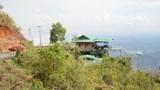Chậm trễ xử lý các trạm dừng chân trái phép trên đèo Đại Ninh
