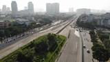 (Ảnh): Toàn cảnh tuyến đường Lê Quang Đạo phục vụ thi công đường đua F1