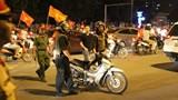 Hà Nội: Phân luồng từ xa, chống đua xe sau trận Việt Nam - UAE
