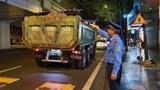 Hà Đông: Phạt 30 triệu đồng xe tải Trường Kỳ vào phố cấm